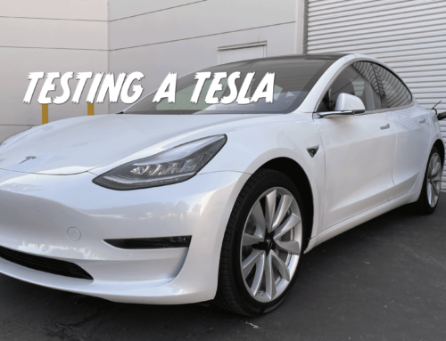 I drove a Tesla Model 3… and it was pretty cool