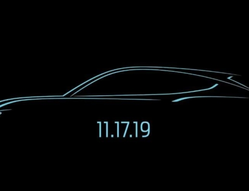 Ford teases Mustang-inspired electric SUV