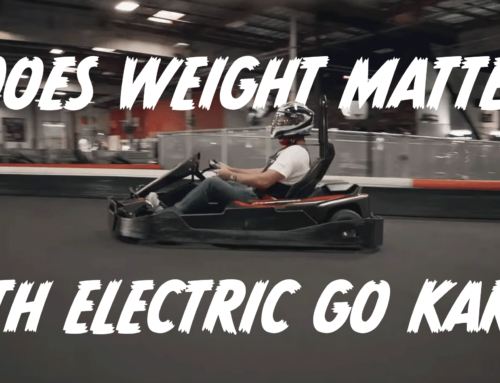 Does weight matter with electric go-karts?