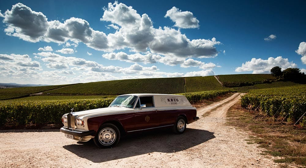 Krug Rolls Royce Silver Shadow II Wagon