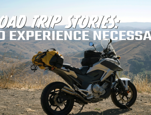 Road Trip Stories: No Experience Necessary