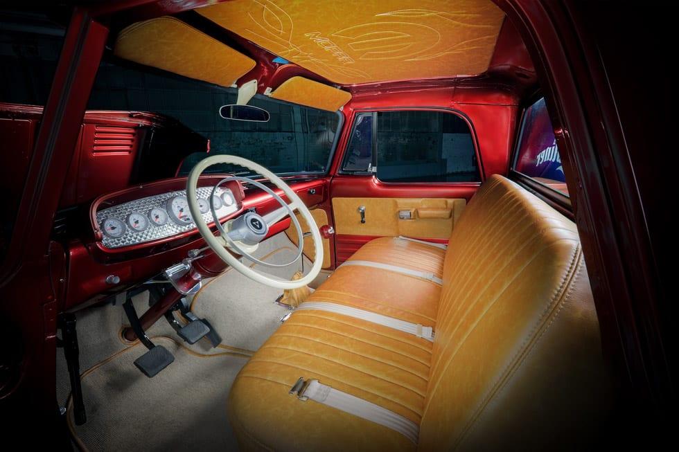 Mopar Lowliner Interior