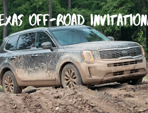 Filthy trucks tested at the Texas Off-Road Invitational