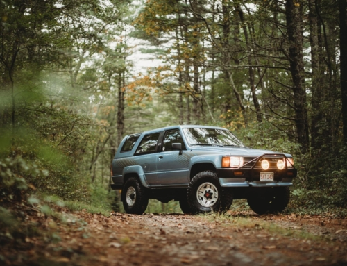 Can't afford a Defender? Buy this 4Runner instead.