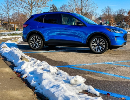 2020 Ford Escape Hybrid AWD: Why would you buy a gas-only version?