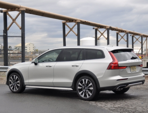 Wagon Wednesday: 2020 Volvo V60 Cross Country