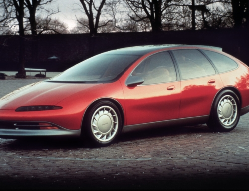 Express your self with the 1990 Oldsmobile Expression Concept
