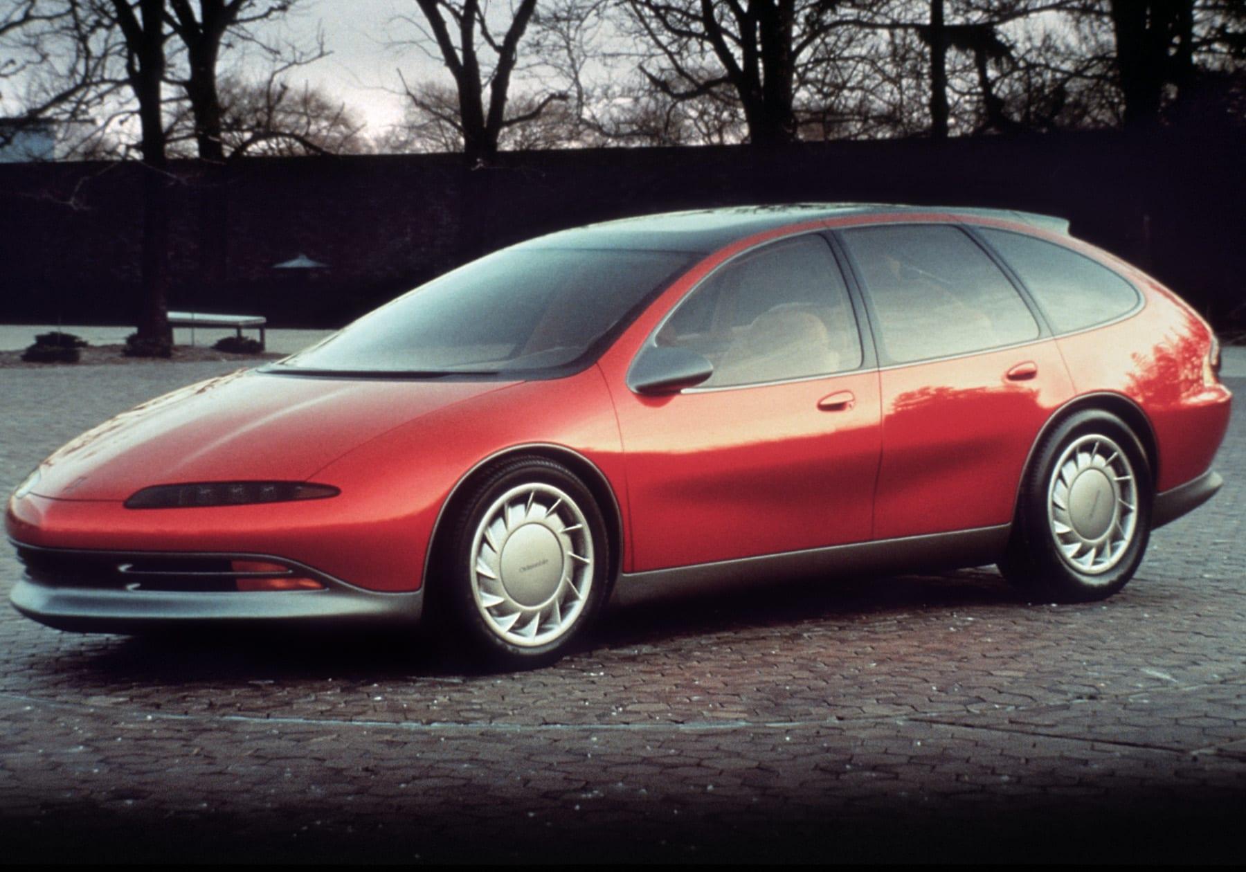 1990 Oldsmobile Expression Concept