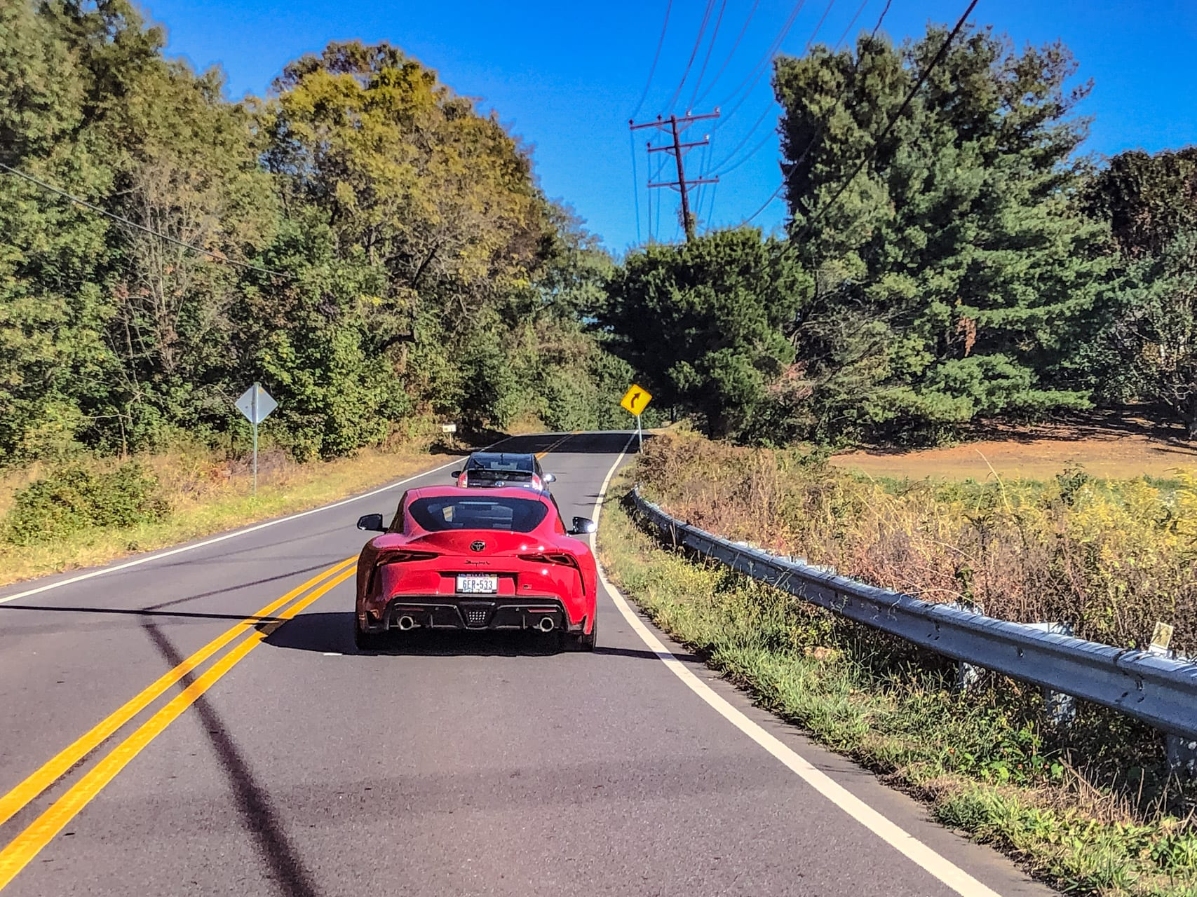 BMW Z4 vs. Toyota Supra