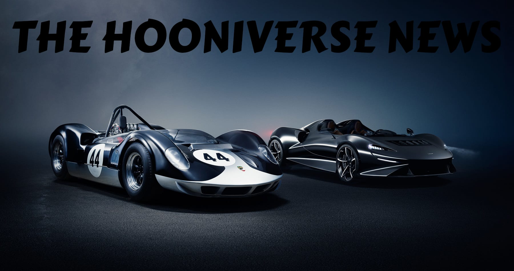 McLaren-Elva