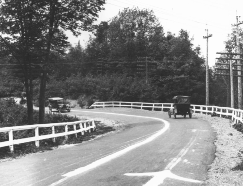 Learn About the History of Lane Markings with The History Guy