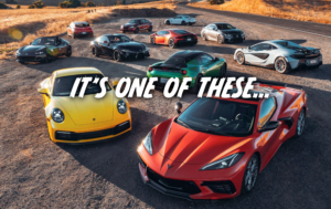 Hooniverse Asks: Which car do you think should win R&T's 2020 PCOTY?