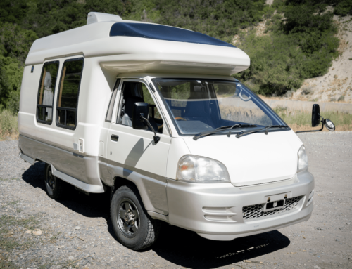 Buy this uber-rad Toyota Townace camper