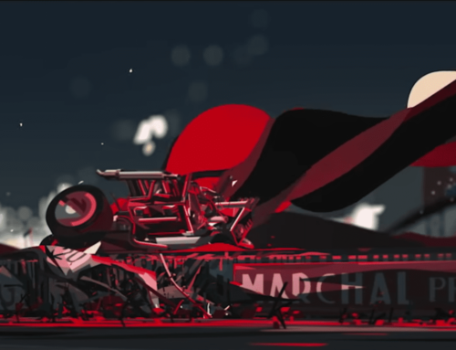 Le Mans 1955 is a stunning short animated film about the worst crash in motorsport history