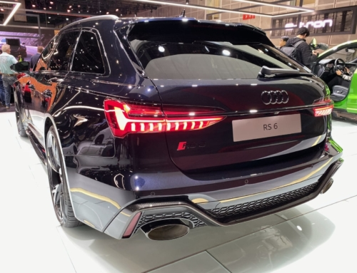 LA Auto Show: Audi RS6 Avant is longroof supremacy