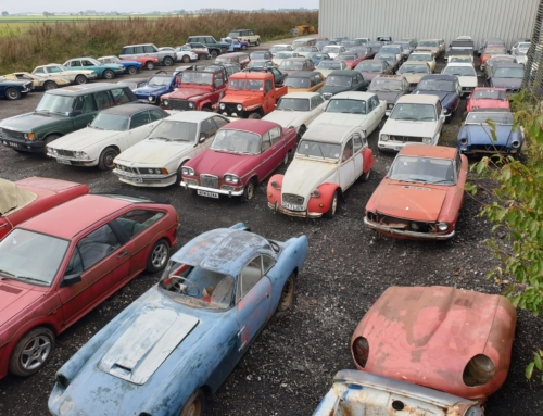 "We missed one hell of a ""Barn Find"" auction"