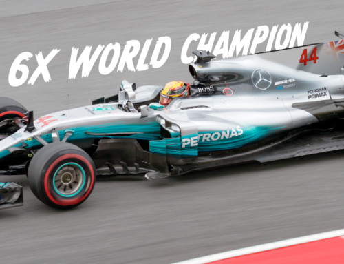 Lewis Hamilton wins his sixth F1 driver's crown