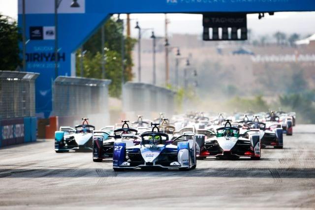 Alexander Sims wins Race 2