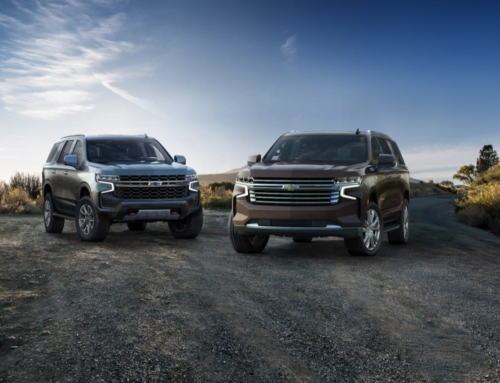 Chevrolet reveals the 2021 Tahoe and Suburban – gird yourself…