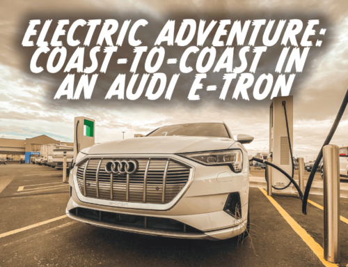 Electric Adventure: Driving from NYC to LA in an Audi e-tron