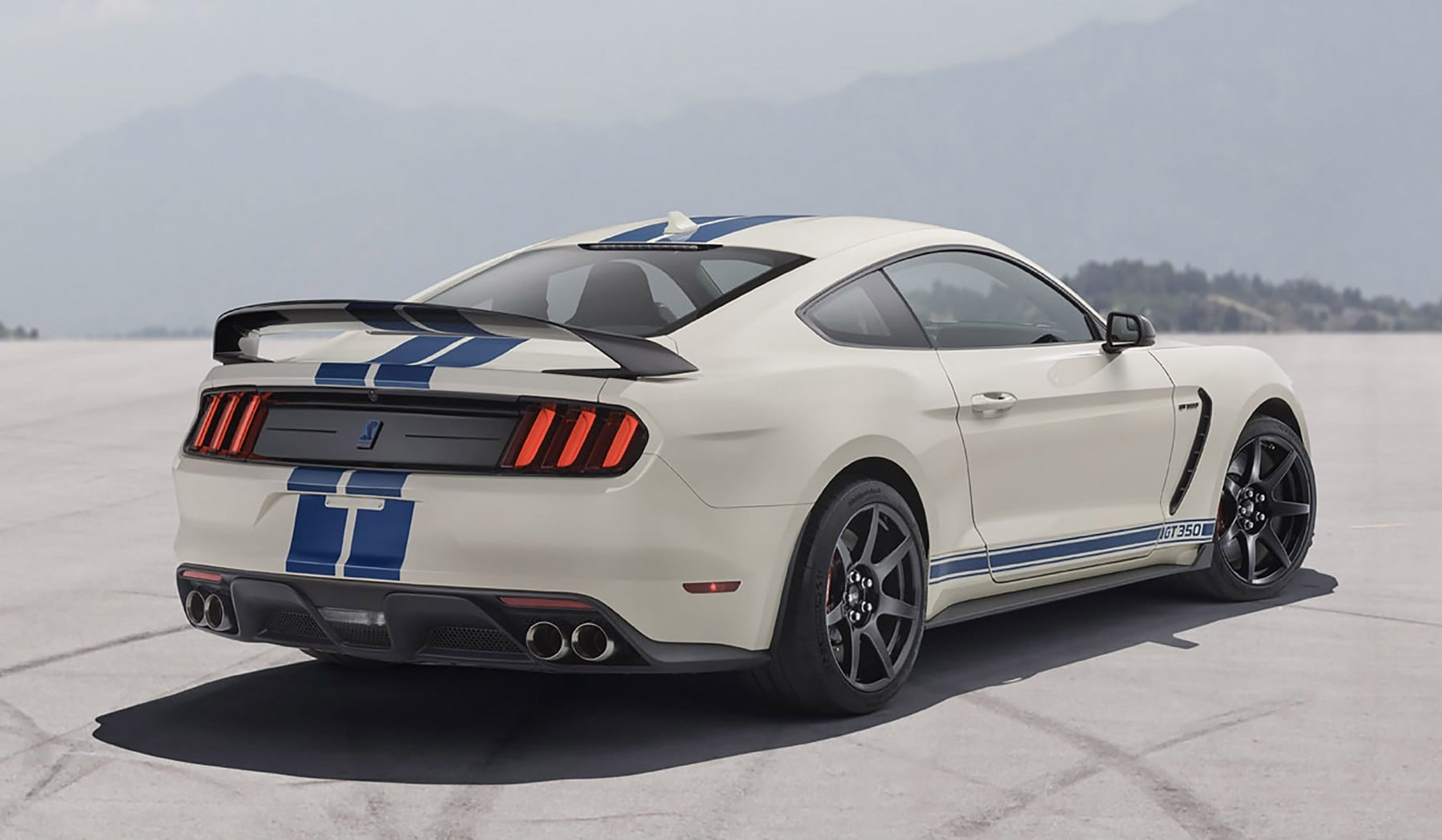 GT350 Heritage Edition Package