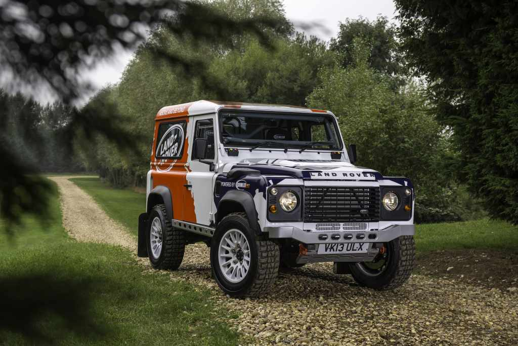 Jaguar Land Rover Acquires Bowler