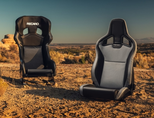 Recaro wants to get dirty with its new off-road vehicle seat line