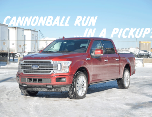 Random thoughts on choosing your Cannonball Run vehicle