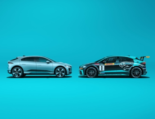 Jaguar I-Pace adds range thanks to racing