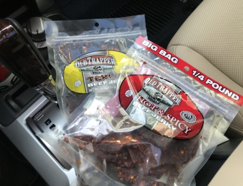 Hooniverse Asks: What's the best snack for a road trip?