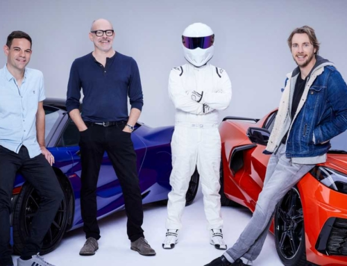 There's a new Top Gear America and here are your hosts