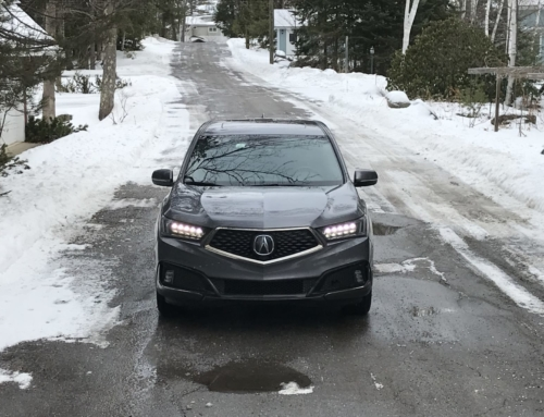 Review: 2020 Acura MDX A-Spec