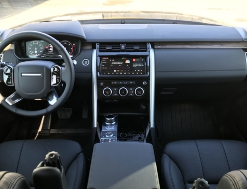 The secret compartments of the Land Rover Discovery