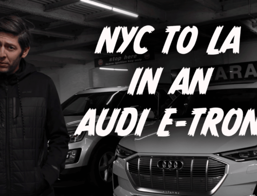 Electric Cannonball: NYC to LA in an Audi E-Tron