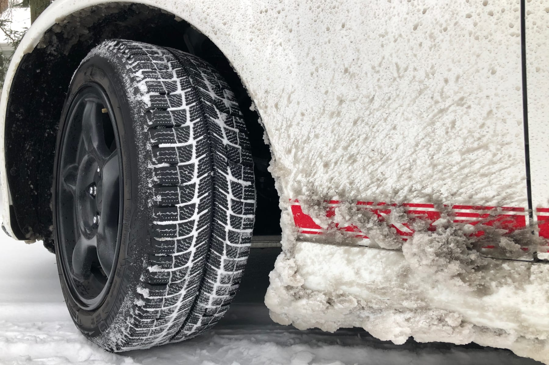 2013 Mazda Miata Club PRHT 6MT / Michelin X-Ice Xi3