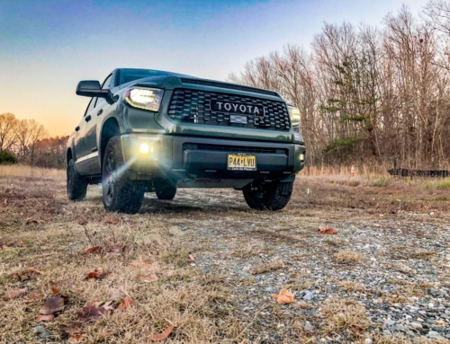 Review: 2020 Toyota Tundra TRD Pro CrewMax