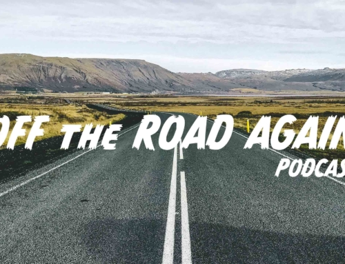 Off the Road Again Podcast: Episode 1 – The Phantom Tesla