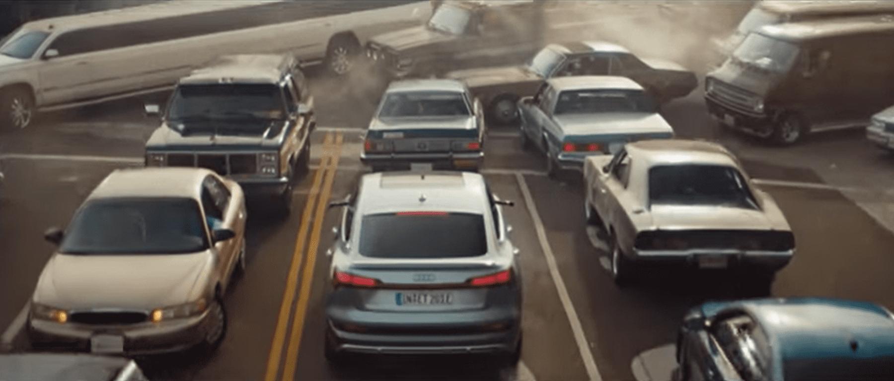 2020 Audi Super Bowl Commercial