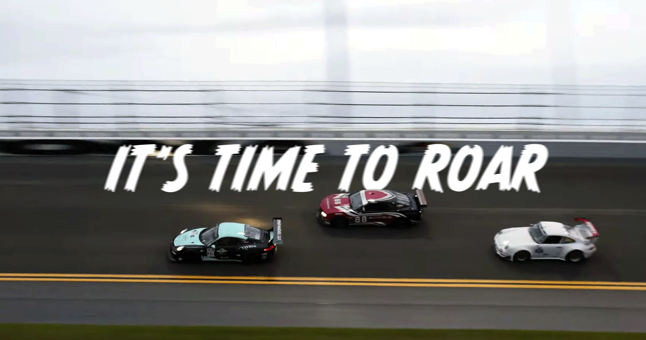 roar before the 24 hours of daytona