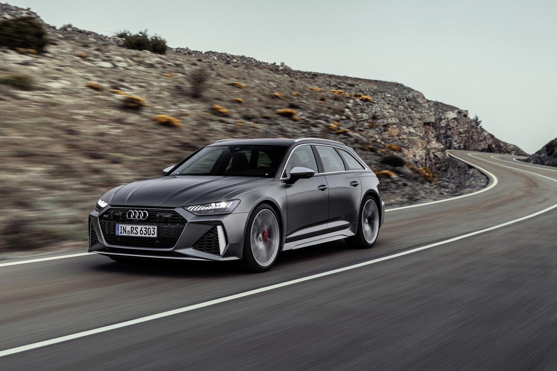 Audi RS6 Avant in America