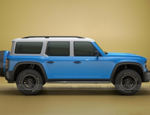 Ford Bronco: Is this what the new one will look like? We hope so!
