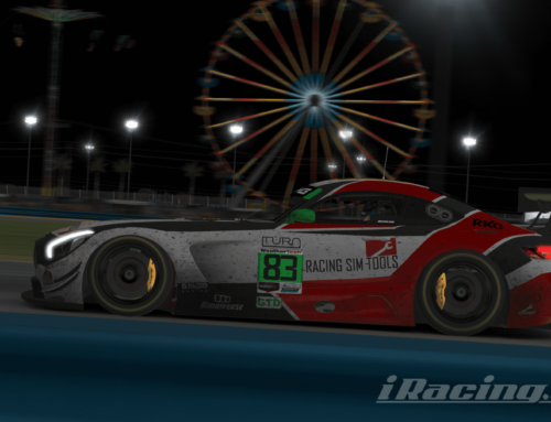 iRacing 24 Hours of Daytona Race Report: Bringing Home the [Virtual] Hardware