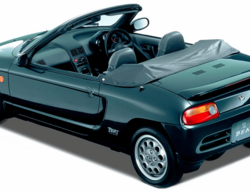 The Honda Beat goes on