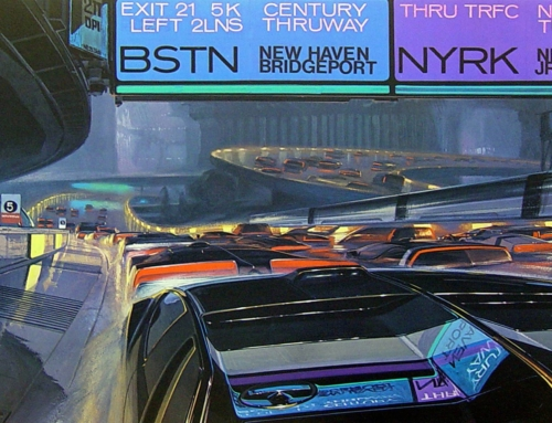 Hooniverse Asks: Do you have a favorite piece of art from Syd Mead?