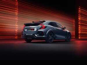 Last Call: The new wingless Type R feels... weird