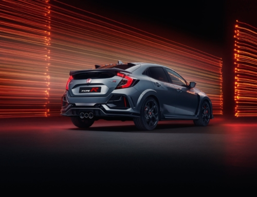 Last Call: The new wingless Type R feels… weird