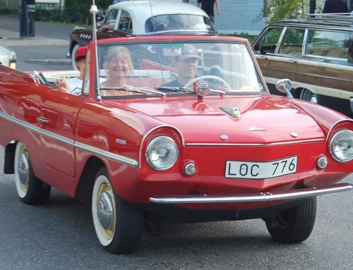 Last Call: Why the Amphicar 770 is better than a Lamborghini