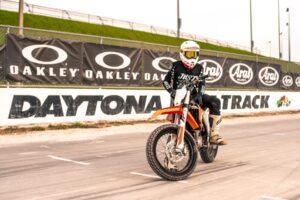 American Flat Track: My day on the dust