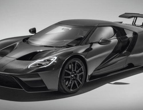 Last Call: The Ford GT is Carbon Fiber Bliss