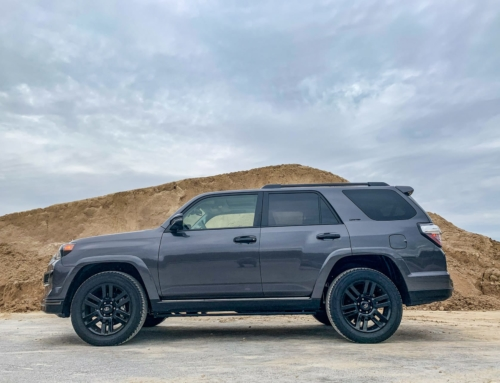 2020 Toyota 4Runner Nightshade Special Edition: OK, I Get It